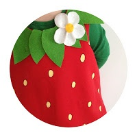 waleur // Strawberry costume
