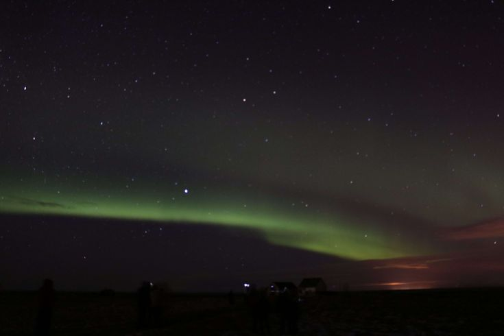 Iceland on a budget- Northern Lights
