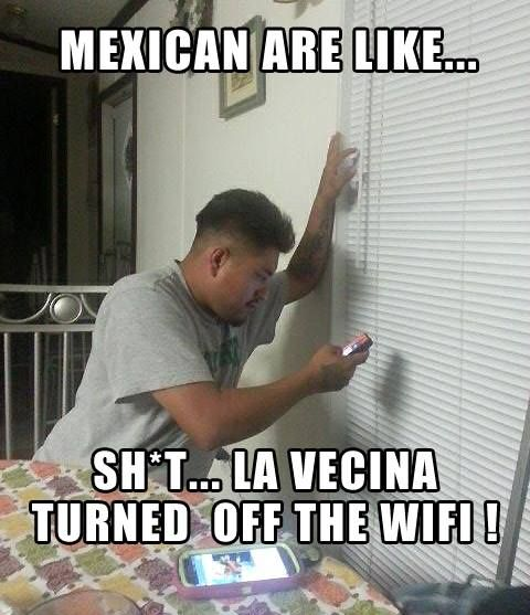 Don't lie canijos, we've all done this!