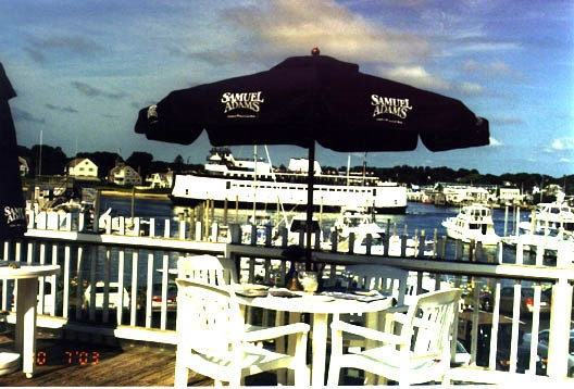 Tugboats Restaurant, Hyannis, Cape Cod, MA.