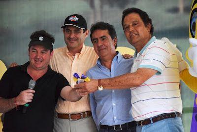 Gran éxito el torneo de golf del CRIT en Aguascalientes