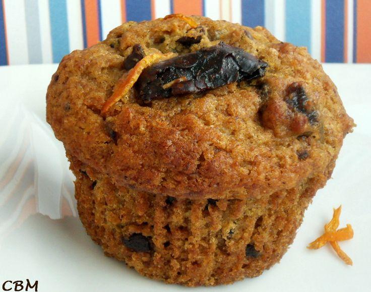 Des muffins coup de coeur Mesdames et Messieurs !  Une explosion de saveur dans chaque bouchée... Menoume!     Muffins aux dattes, or...