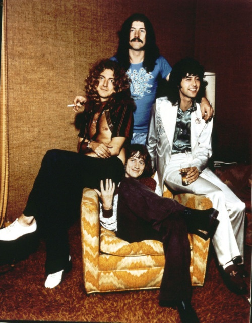 Led Zepplin! What is your favorite song?