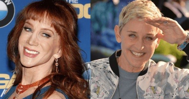 Kathy Griffin Talks About Her Quarrels With Ellen DeGeneres: She Needs to 'Support Women'