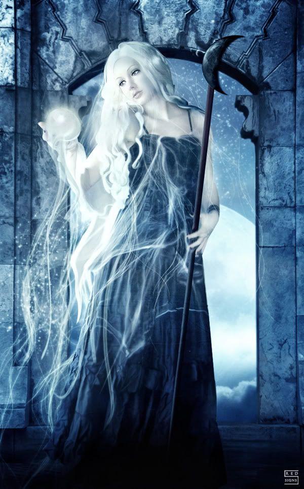 Selene - Diosa de la Luna