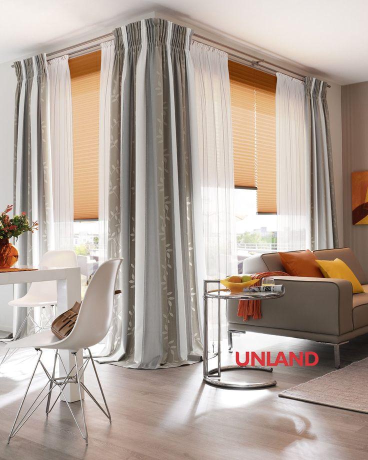 7 best @Home images on Pinterest Sheet curtains, Blinds and - vorhänge für wohnzimmer