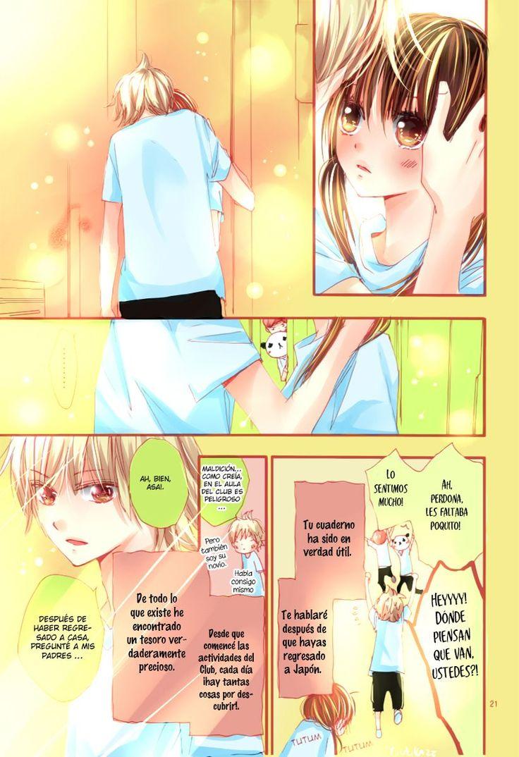 17 Terbaik Ide Tentang Shojo Manga Di Pinterest Pasangan Manga