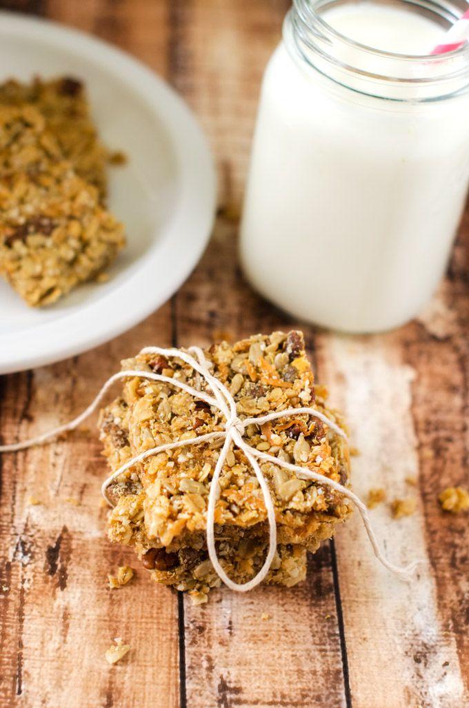 Quinoa Granola Bars & NatureBox Review (Gluten Free, Vegan, Low Sodium Option) - Cooking Quinoa