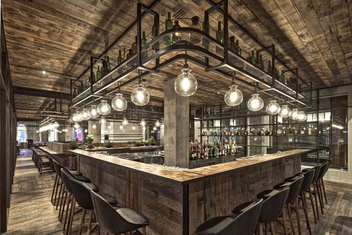 holy bar design