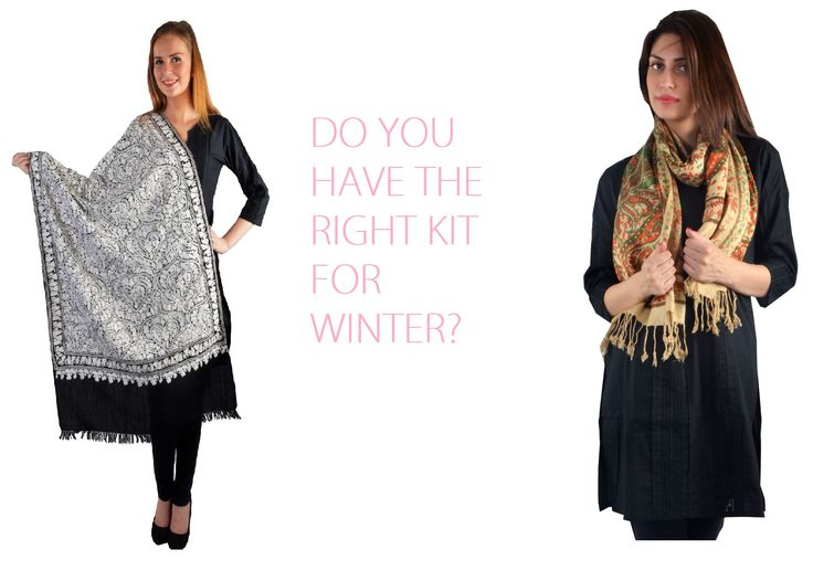 Are You ready For Winter ?  Beautiful Stylish Shawls and Scarves at www.uptowngaleria.com  Range Starting Rs.899/ - Rs. 8999/  #Shawl #Scarves #winter #winterready #xmas