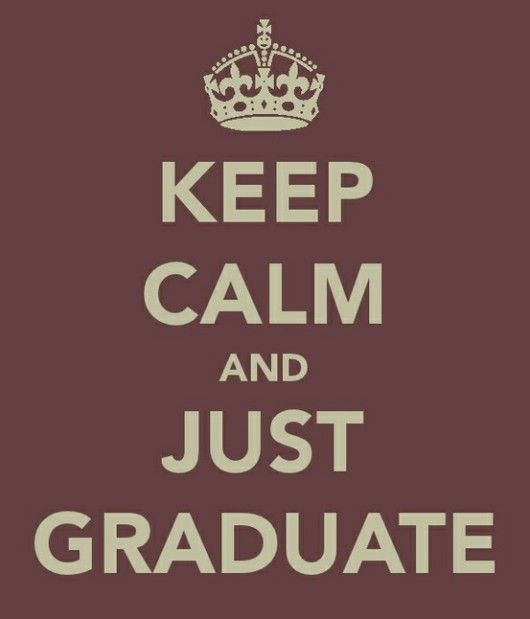 this is going to be my motto for the next two and a half years...
