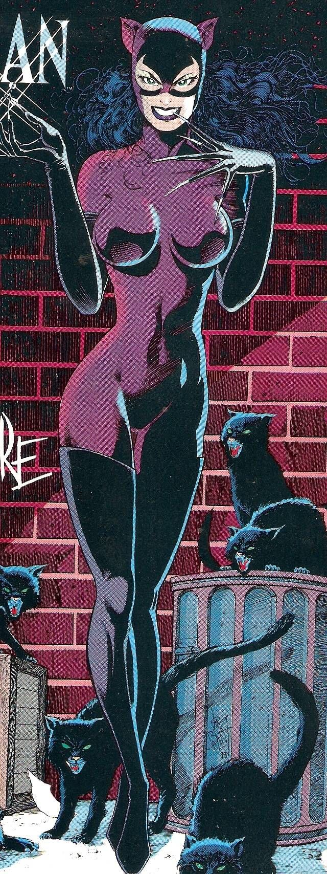 What's your favorite Catwoman costume? - Catwoman - Comic Vine