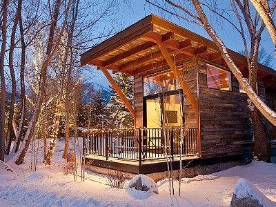 Amazing Vacation Rental Cabin In Jackson Hole Wyoming