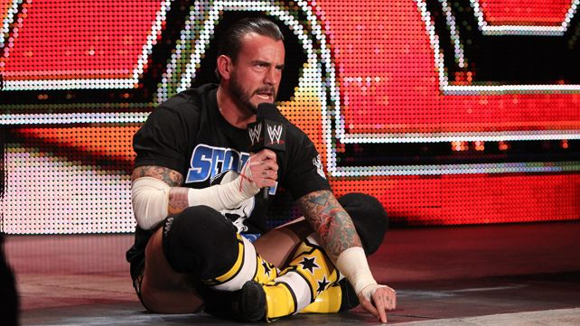 Share on TumblrWWE is once again selling CM Punk merchandise on their website. Punk's merch was removed recently after his lawyers sent