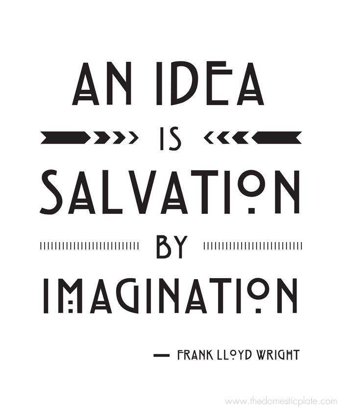 Frank Lloyd Wright quote