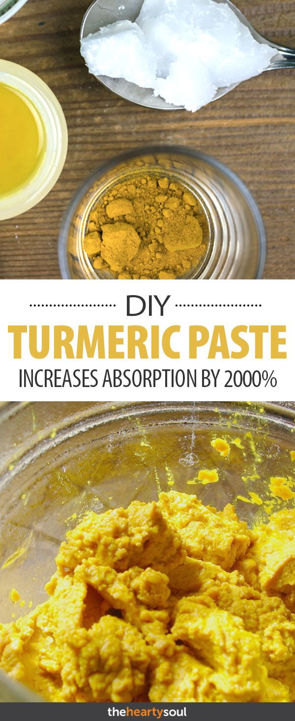 3-Ingredient Turmeric-Coconut Oil Mixture INCREASES Absorption by Over 2000%!