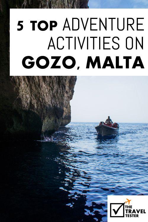 Gozo Malta: 5 Top Outdoor Adventure Activities