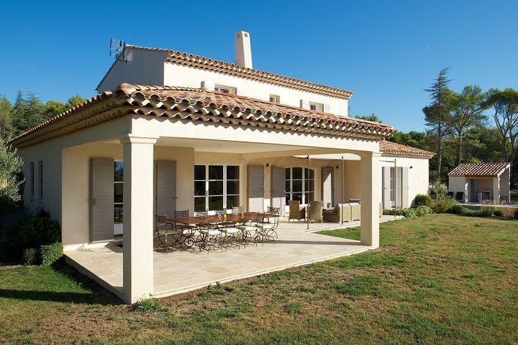 Les 66 meilleures images du tableau mas provence villas for Constructeur maison 66