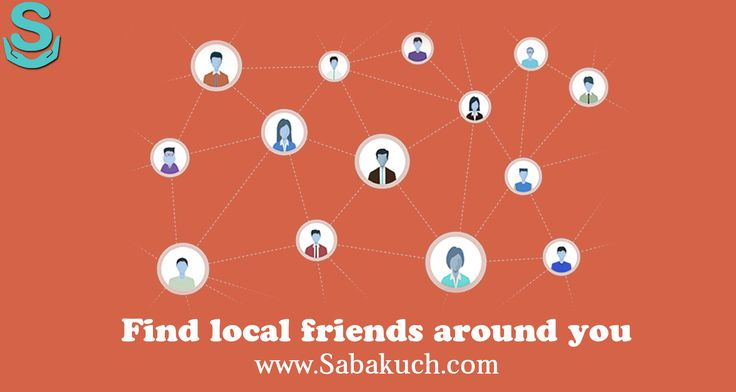 Find #local friends & make new #friends online. Just click here…