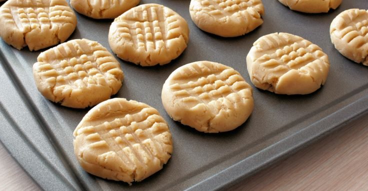 Is there really anything better than a warm, chewy peanut butter cookie?