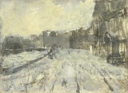 george hendrik breitner paintings - Google Search