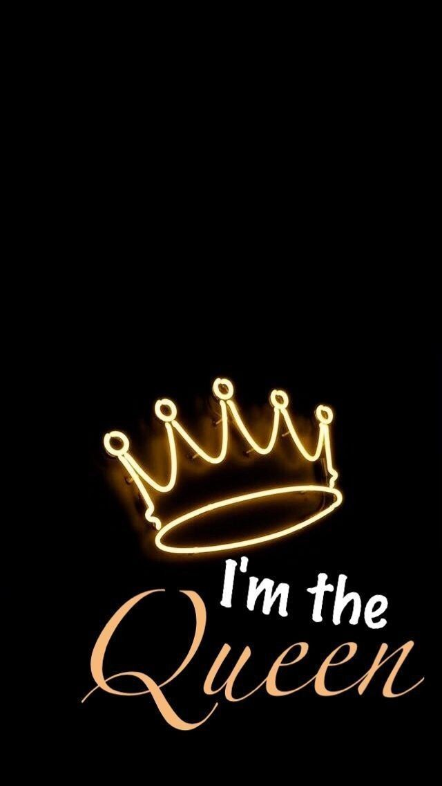 Iphone Wallpaper – Yes you are my queen darling – #Darling #queen – #darling #Ip…