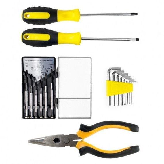 [17 Piece] Sterling Tools Precision Tool Set