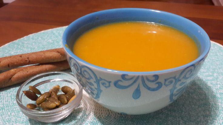 Balkabağı Çorbası Nasıl Yapılır - Nasil.com