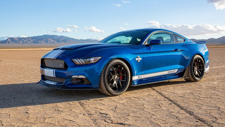 Shelby Americans 50th Anniversary Super Snake Strikes the Market