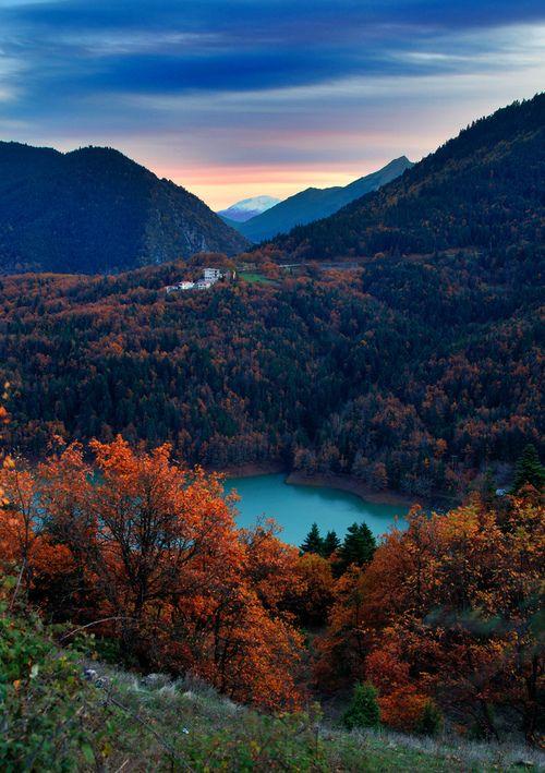 Lake Plastiras | Greece (by Rich3012)