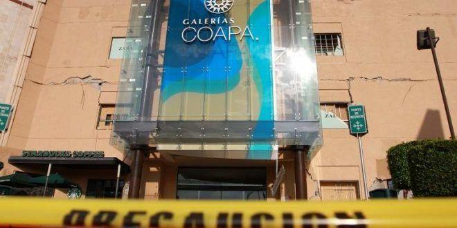 Galerías Coapa no tiene daños estructurales Liverpool - UnomásUno