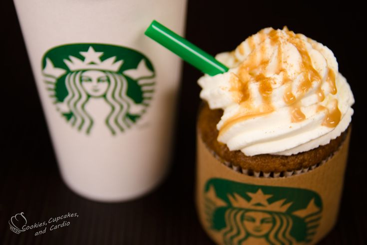Pumpkin Spice Latte - Thinking these will be in my batch of items for the fall bake sale!