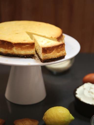 Cheesecake speculoos : Recette de Cheesecake speculoos - Marmiton