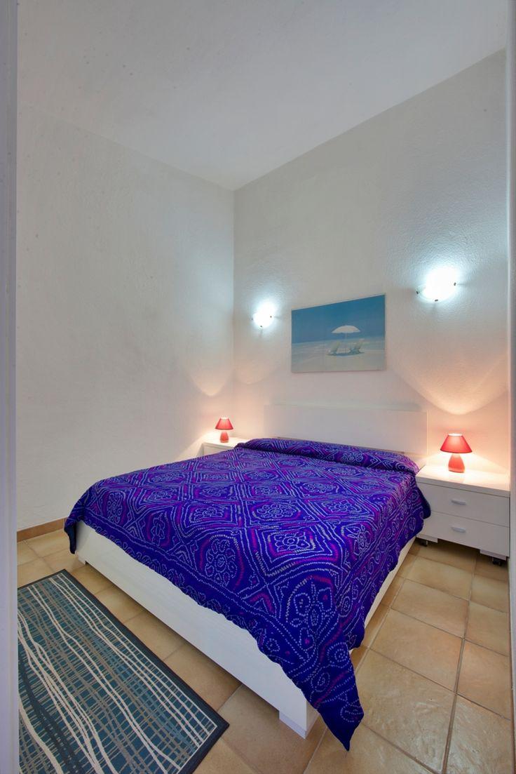Deep Purple bedroom. Enjoy it!   #italy #sardinia #costarei #sardegna #travel #traveltips #viaggi #vacanze #holidays