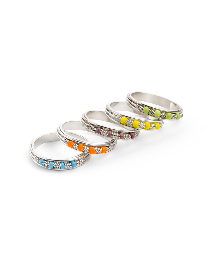 Color Theory Rings