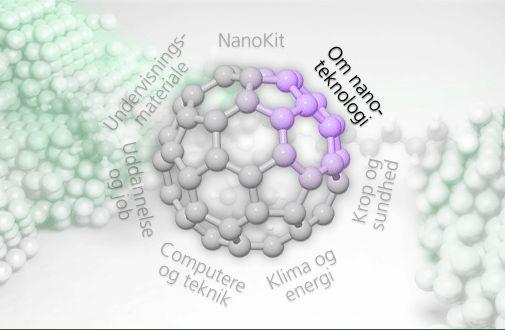 Nanotek.nu – Københavns Universitet er et populærvidenskabeligt website om nanoteknologi med undervisningsmaterialer til gymnasiale uddannelser, lavet i samarbejde med Nano-Science Center.