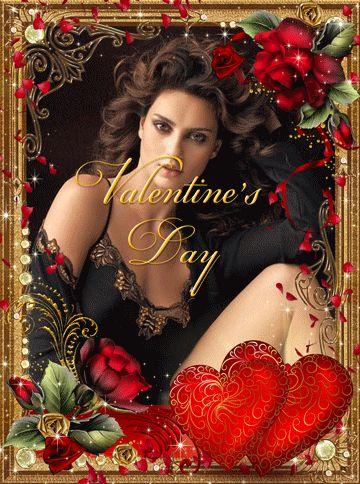 Frame Amor San Valentín. - Fondos para Fotos y Foto Montajes en alta calidad.