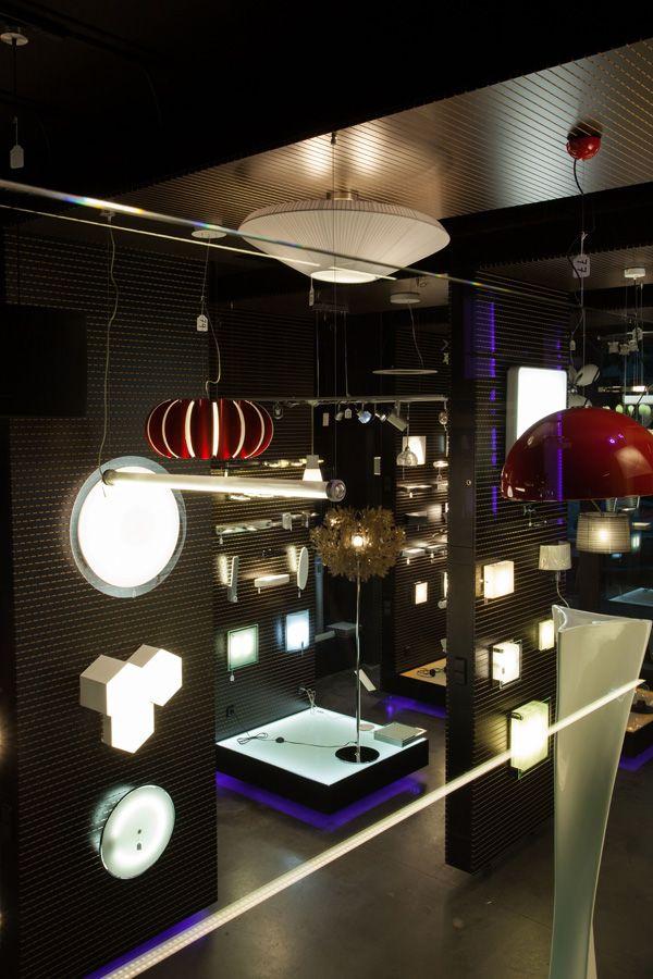 Showroom taralux a cinco minutos de bilbao iluminacion - Iluminacion bilbao ...