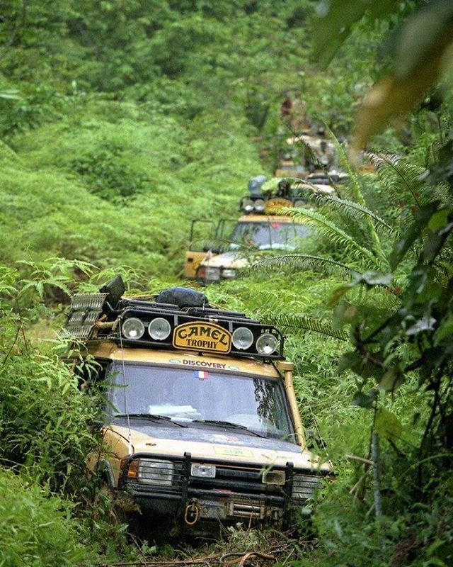 7 Best Land Rover Discovery 2 Overland. Images On