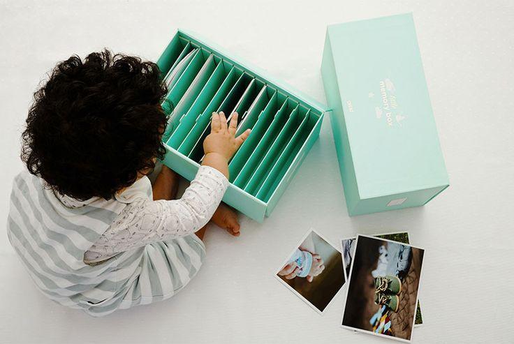 Cheerz lance la Baby Memory box pour immortaliser vos meilleurs souvenirsavec vos kids! - DaddyCoool