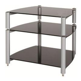 Alphason ST560 3-Shelf Rack (Silver)