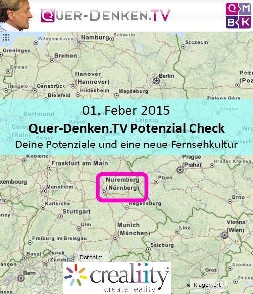 Finale in Nürnberg am 1. Feber 2015 https://crealiity.com/querdenken.tv.php