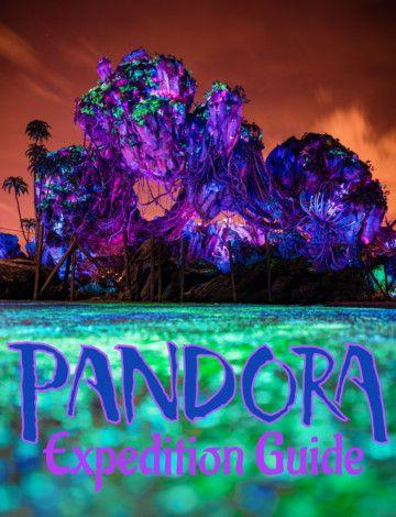 Get a FREE Pandora - World of Avatar eBook with 100+ photos!
