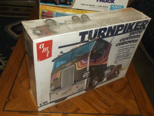 EBAY now! AMT-Custom-Pete-TURNPIKER-This-hard-to-find-plastic-model-kit-is-still-sealed