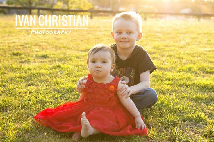 Two gorgeous kids! - Ivan Christian Photography http://ivanchristianphotography.com/