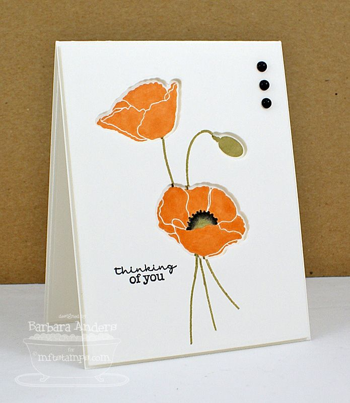 1019 best card making techniques and tutorials images on pinterest recessed stamping tutorial bjl m4hsunfo