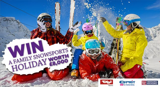 Start 2017 by winning a family Ski Holiday with @ellis_brigham Enter here>> http://www.theprizefinder.com/content/win-weeks-family-ski-holiday-4-and-%C2%A31000-worth-ski-gear #win #holiday #competition #giveaway Ends 19/2/17