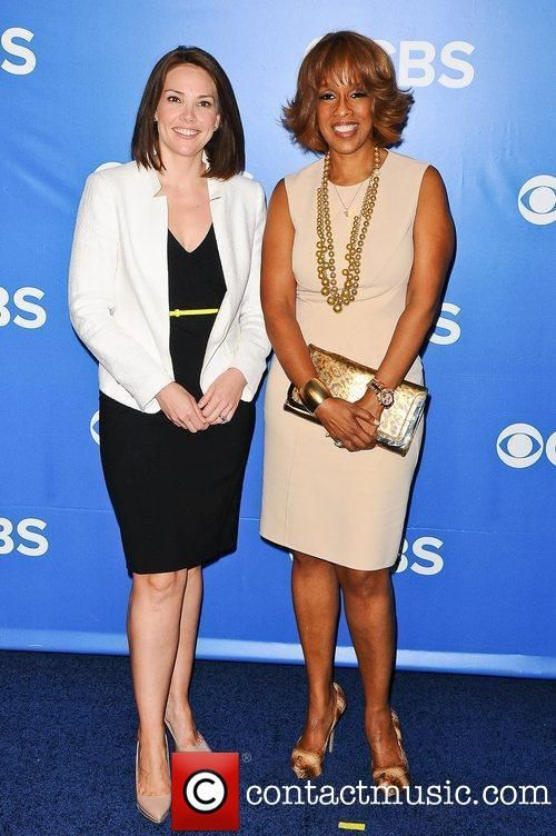 Picture - Erica Hill and Gayle King | Photo 3028509 | Contactmusic.