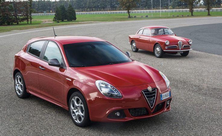 Giulietta Sprint – dziedzictwo stylu!