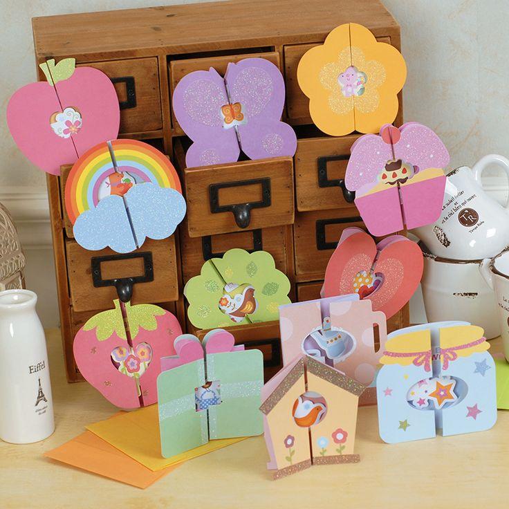 Hand made birthday greeting card easy handmade birthday cards for easy handmade birthday cards for kidsuf m4hsunfo